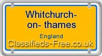 Whitchurch-on-Thames board